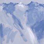 SWEET SPOT 2014 160x130 acrylic on canvas