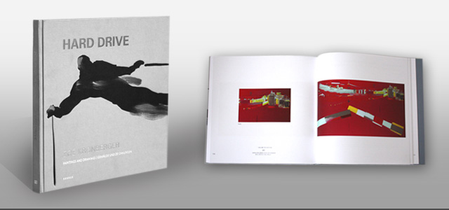 publication zoe kronberger hard drive monograph